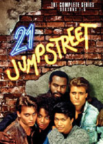 21 Jump Street: The Complete Series, a Mystery TV Series