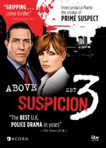 Above Suspicion: Set 3: Silent Scream