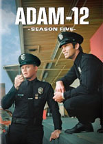 Adam-12: Season Five, a Mystery TV Series