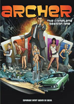 Archer: Season One, a Mystery TV Series