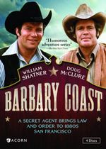 Barbary Coast: The Complete Series