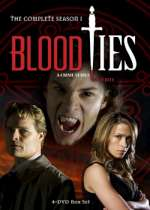 Blood Ties: Season One, a Mystery TV Series