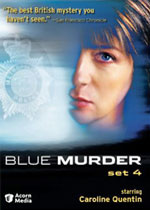 Blue Murder: Set Four, a Mystery TV Series
