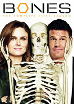 Bones: Season Five, a Mystery TV Series