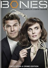 Bones Season Eight