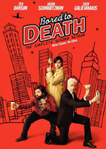 Bored To Death: Season Two, a Mystery TV Series