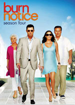 Burn Notice: Season Four, a Mystery TV Series