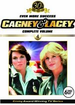 Cagney & Lacey: Season Four
