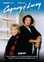 Cagney & Lacey: The Menopause Years, a Mystery TV Series