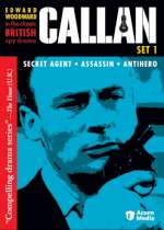 Callan: Set One, a Mystery TV Series