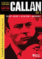 Callan: Set Two, a Mystery TV Series
