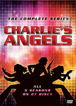 Charlie's Angels (1976): The Complete Series