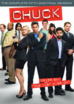 Chuck: Season Five, a Telemystery Crime Series
