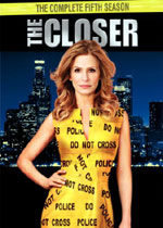 The Closer: Season Five, a Mystery TV Series