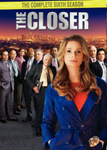 The Closer: Season Six, a Mystery TV Series