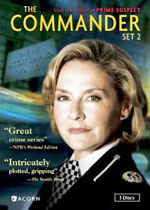The Commander: Set Two, a Telemystery Crime Series