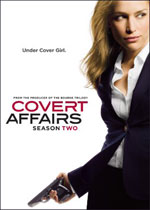 Covert Affairs: Season Two, a Telemystery Crime Series