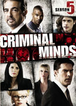 Criminal Minds: Season Five, a Mystery TV Series