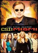 CSI: Miami: Season Ten