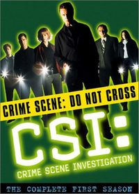 CSI Season One