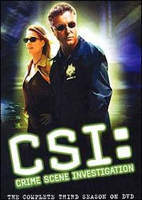 CSI Season Three