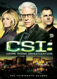 CSI Season Thirteen
