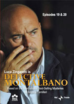 Detective Montalbano: Episodes 19-20, a Mystery TV Series