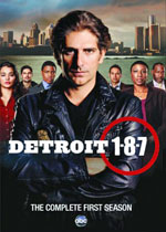 Detroit 1-8-7: Season One, a Mystery TV Series