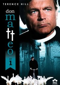 Don Matteo Set 1: Episodes 1-8