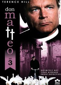 Don Matteo Set 3: Episodes 17-24