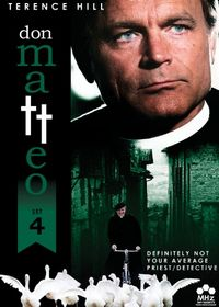 Don Matteo Set 4: Episodes 25-32