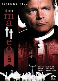Don Matteo Set 5: Episodes 33-44