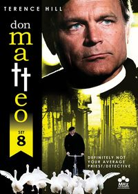 Don Matteo Set 8: Episodes 69-80