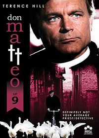 Don Matteo Set 9: Episodes 81-92