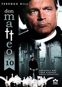 Don Matteo Set 10: Episodes 93-104