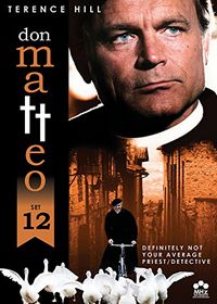 Don Matteo Set 12: Episodes 117-128