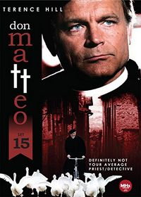 Don Matteo Set 15: Episodes 156-168