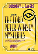 Lord Peter Wimsey: Set One, a Mystery TV Series