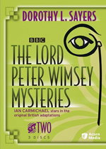 Lord Peter Wimsey: Set Two, a Mystery TV Series