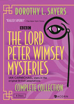 Lord Peter Wimsey: Complete Collection