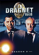 Dragnet (1967): Season Two, a Mystery TV Series