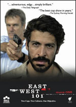 East West 101: Season One, a Telemystery Crime Series