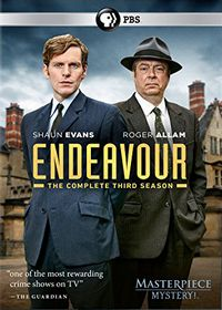 Endeavour Season Three