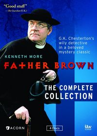 Father Brown The Complete Collection