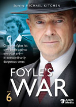 Foyle's War: Set Six, a Mystery TV Series