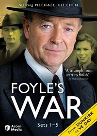 Foyle's War Sets 1 through 5: From Dunkirk to VE-Day