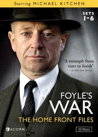 Foyle's War The Home Front Files: Sets 1 to 6