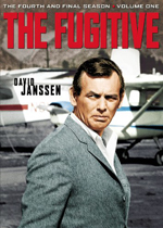 The Fugitive (1963): Season Four (V1), a Mystery TV Series