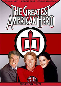 The Greatest American Hero Season Two
