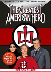 The Greatest American Hero Season Three